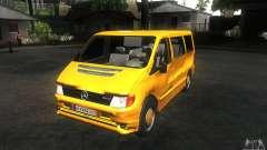 Mercedes Vito para GTA San Andreas