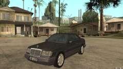 Mercedes-Benz 320CE C124 para GTA San Andreas
