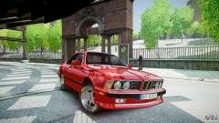 BMW M6 v1 1985 para GTA 4