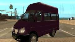 Táxi de gazela 32213