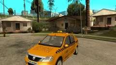 Dacia Logan Taxi Bucegi
