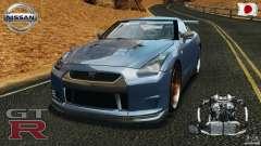 Nissan GT-R 35 rEACT v1.0