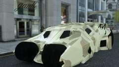 HQ Batman Tumbler para GTA 4