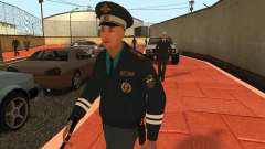 Major DPS para GTA San Andreas