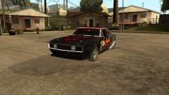 Chevrolet Camaro SS Dragger