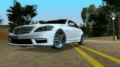 Mercedes-Benz S65 AMG 2012 para GTA Vice City