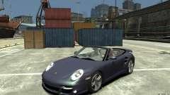 Porsche 911 Cabriolet 2010