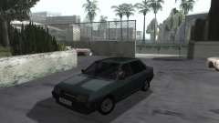 Dreno Vaz 21099 para GTA San Andreas