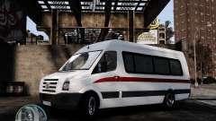 Volkswagen Crafter Turkish Schoolbus