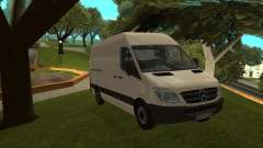 Mercedes Sprinter 311CDi beta para GTA San Andreas