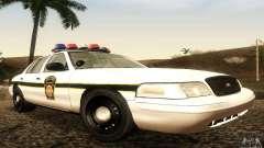 Ford Crown Victoria Pennsylvania Police para GTA San Andreas
