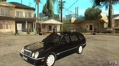 Mercedes-Benz W210 E320 1997 para GTA San Andreas