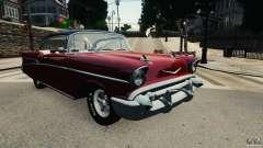Chevrolet Bel Air Hardtop 1957 Light Tun