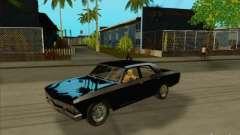 Chevrolet Chevelle para GTA San Andreas