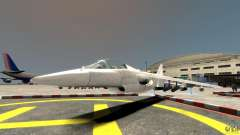 Liberty City Air Force Jet