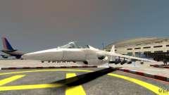 Liberty City Air Force Jet