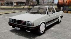 Volkswagen Saveiro 1990 Turbo