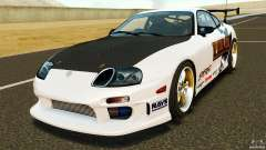 Toyota Supra Top Secret para GTA 4