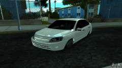 Lada 2190 Granta para GTA San Andreas