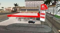 Posto de gasolina Lukoil