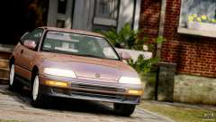 Honda CR-X SiR 1991