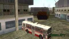 ZiU 682B para GTA San Andreas