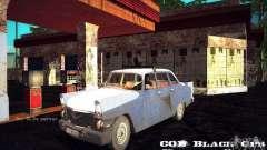 Polícia gás 13 Cuba