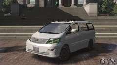 Toyota Alphard v2.0