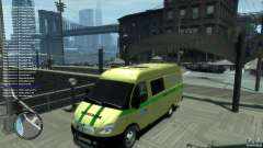 Serviços de transporte de gazela 2705