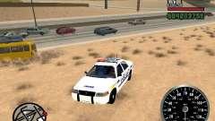 Ford Crown Victoria Police para GTA San Andreas