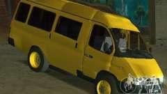Táxi de gazela