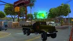 KrAZ caminhão Parade