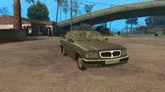 GAZ 3110 v 2 para GTA San Andreas