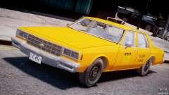 Chevrolet Impala Taxi 1983 [Final]