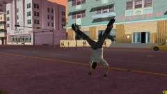 Cleo Parkour v4 para GTA Vice City