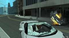 Acidente realista para GTA San Andreas