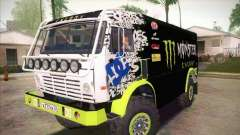 KAMAZ Master 4911 Monster Energy para GTA San Andreas