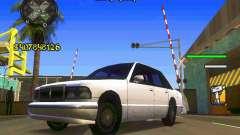 HUD Convenient and easy BETA para GTA San Andreas