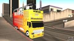 Scania 93H 6x2 Trio Eletrico