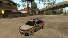 Opel Vectra 2009 Metropolitan Police
