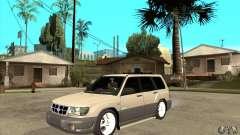 Subaru Forester 1997 ano