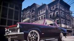 Pontiac GTO 1965 Custom discks pack 3