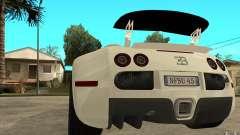 Spoiler para a Bugatti Veyron Final para GTA San Andreas