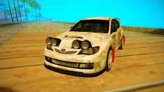 Subaru Impreza WRX STi N14 Rallycross para GTA San Andreas