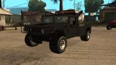 Caminhão HUMMER H1 para GTA San Andreas