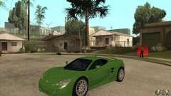 Ascari KZ1 para GTA San Andreas
