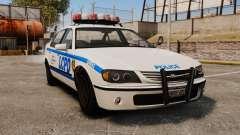 Nova patrulha da polícia