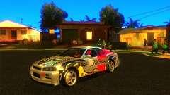 Nissan Skyline R34 Nismo para GTA San Andreas