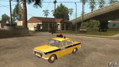 GAZ Volga 2401 polícia
