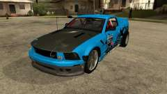 Ford Mustang Drag King